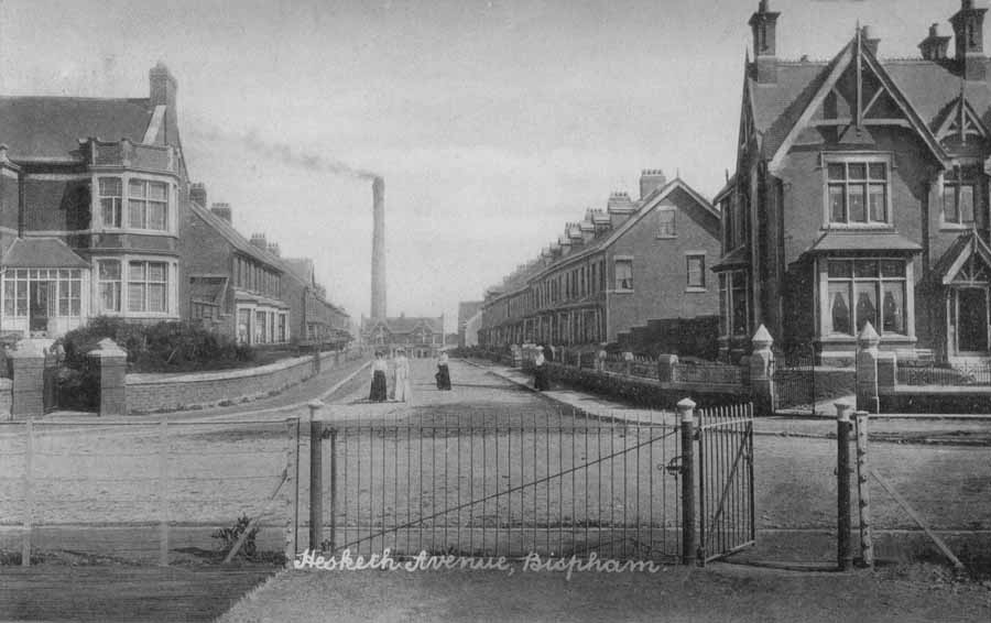 Hesketh Ave c1905
